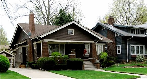 April 10 Historic Craftsman Homes Historic Indian Village
